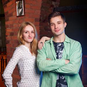 Алексей и Юлия Блажко