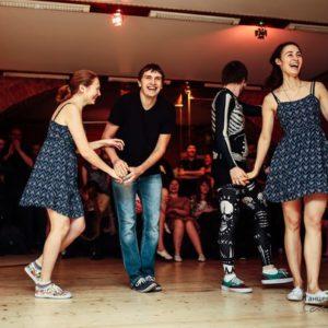 25 апреля вечеринка сальса-свинг