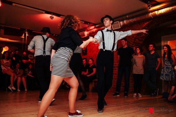Вечеринка сальса, свинг - по субботам в студии танца Каса Латина