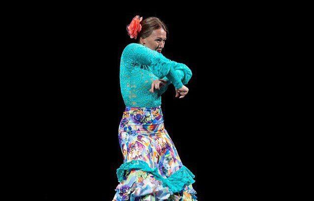 Ирина Захватова - фламенко новый набор