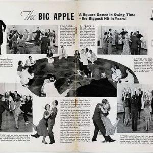 19 апреля начнем учить рутинку Big Apple