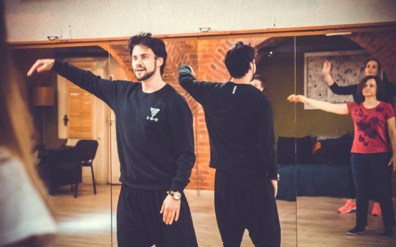 c 7 сентября Актёрское мастерство для танцоров